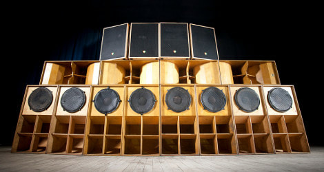 Speakers, Sound System