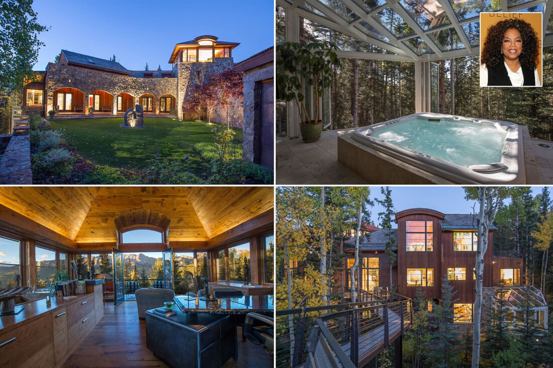 Oprah Winfrey's Smart Home, Luxury Home Colorado