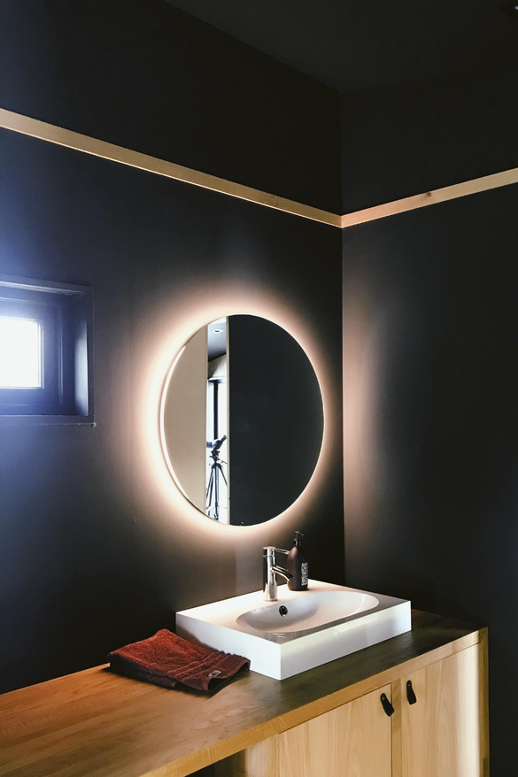 Bathroom Smart Lighting | We Are More | Maui, Hawaii