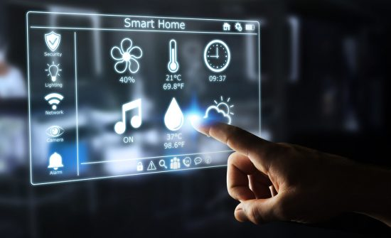 Smart Home Control Panel | We Are More | Maui, Hawaii